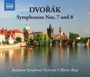 ドヴォルザーク: 交響曲第7番/第8番/マリン・オールソップ(指揮)/ボルティモア交響楽団