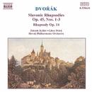 ドヴォルザーク: スラヴ狂詩曲 Op. 45 No. 1 - No. 3/リボル・ペシェク(指揮)/ズデニェク・コシュラー(指揮)/スロヴァキア・フィルハーモニー管弦楽団