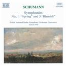 シューマン: 交響曲第1番「春」/第3番「ライン」/アントニ・ヴィト(指揮)/ポーランド国立放送交響楽団