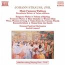 J. シュトラウスII世: ウィンナ・ワルツ名曲集/オンドレイ・レナールト(指揮)/シュトラウス・フェスティバル・オーケストラ
