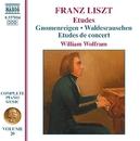 リスト: ピアノ曲全集 第20集 - 練習曲集/ウィリアム・ウォルフラム(ピアノ)