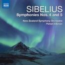 シベリウス: 交響曲第4番/第5番/ピエタリ・インキネン(指揮)/ニュージーランド交響楽団
