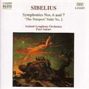 シベリウス: 交響曲第6番/第7番/劇音楽「テンペスト」第2組曲/ペトリ・サカリ(指揮)/アイスランド交響楽団