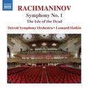 ラフマニノフ: 交響曲第1番/死の島/レナード・スラットキン(指揮)/デトロイト交響楽団