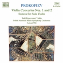 プロコフィエフ: ヴァイオリン協奏曲第1番/第2番/無伴奏ヴァイオリン・ソナタ Op. 115/アントニ・ヴィト(指揮)/テディ・パパヴラミ(ヴァイオリン)/ポーランド国立放送交響楽団