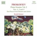 プロコフィエフ: ピアノ・ソナタ第1番/第3番/第4番/ベルント・グレムザー(ピアノ)