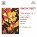 プロコフィエフ: 10の小品Op. 12/風刺Op. 17/束の間の幻影Op. 22/他/エチェリ・アンジャパリゼ(ピアノ)