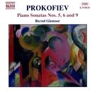 プロコフィエフ: ピアノ・ソナタ 第5番/第6番/第9番/ベルント・グレムザー(ピアノ)