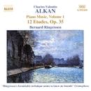 アルカン: 長調による12の練習曲集 Op. 35/短調による12の練習曲集より「イソップの饗宴」「悪魔のスケルツォ」/ベルナール・リンガイセン(ピアノ)