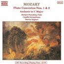 モーツァルト: フルート協奏曲第1番, 第2番, アンダンテ/ヘルベルト・ヴァイスベルク(フルート)/マルティン・ジークハルト(指揮)/カペラ・イストロポリターナ