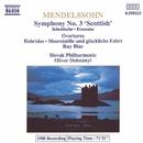 メンデルスゾーン: 交響曲第3番「スコットランド」, 序曲集/オリヴェル・ドホナーニ(指揮)/スロヴァキア・フィルハーモニー管弦楽団