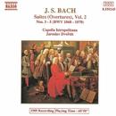J.S. バッハ: 管弦楽組曲第3番, 第4番, 第5番/ヤロスラフ・ドヴォルザーク(指揮)/カペラ・イストロポリターナ