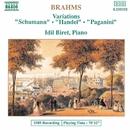 ブラームス: 変奏曲集(Op. 9, 24, 35)/イディル・ビレット(ピアノ)