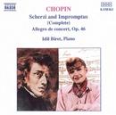 ショパン: スケルツォ & 即興曲全集/イディル・ビレット(ピアノ)