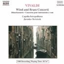 ヴィヴァルディ: 管楽のための協奏曲集/ヤロスラフ・クレチェク(指揮)/カペラ・イストロポリターナ