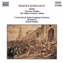 リムスキー=コルサコフ: 「雪姫」組曲, 「金鶏」組曲, 「ムラダ」組曲/ドナルド・ジョハノス(指揮)/スロヴァキア放送交響楽団