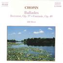 ショパン: バラード集, 子守歌 Op. 57, 幻想曲 Op. 49/イディル・ビレット(ピアノ)