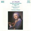 J.S. バッハ: 無伴奏ヴァイオリンのためのソナタとパルティータ集 第1集/クリスティアーネ・エディンガー(ヴァイオリン)