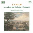 バッハ: 2声のインヴェンションBWV772~786 他/ヤーノシュ・シェベスティエン(ピアノ)