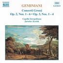 ジェミニアーニ: 合奏協奏曲集 1/ヤロスラフ・クレチェク(指揮)/カペラ・イストロポリターナ
