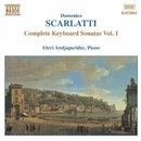 D.スカルラッティ: 鍵盤のためのソナタ曲集 1/エチェリ・アンジャパリゼ(ピアノ)