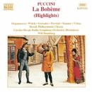 プッチーニ: 歌劇「ラ・ボエーム」(ハイライト)/ウィル・ハンバーグ(指揮)/スロヴァキア・フィルハーモニー合唱団/スロヴァキア放送交響楽団