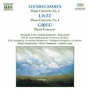メンデルスゾーン, リスト, グリーグ: ピアノ協奏曲集/バリアスアーティスツ