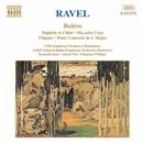 ラヴェル: ボレロ, ダフニスとクロエ, ピアノ協奏曲, マ・メール・ロワ/バリアスアーティスツ
