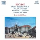 ハイドン: ピアノ・ソナタ 第17, 19, 28番, アリエッタと12の変奏/イェネ・ヤンドー(ピアノ)