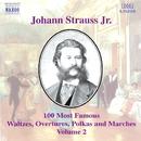 J. シュトラウスII世: 100曲選 第2集/バリアスアーティスツ