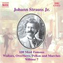 J. シュトラウスII世: 100曲選 第7集/バリアスアーティスツ