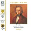ショパン: 前奏曲集, バルカロール Op. 60, ボレロ Op. 19/イディル・ビレット(ピアノ)