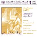 J.S. バッハ: チェンバロ協奏曲集 1/ヘルムート・ミュラー=ブリュール(指揮)/ロバート・ヒル(チェンバロ)/ケルン室内管弦楽団