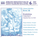 J.S. バッハ: ブランデンブルク協奏曲集 1/ヘルムート・ミュラー=ブリュール(指揮)/ケルン室内管弦楽団