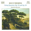ボッケリーニ: 弦楽四重奏曲集 第1集 Op. 32, 39/ボルチアーニ四重奏団