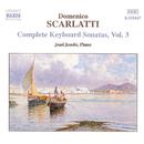 D.スカルラッティ: 鍵盤のためのソナタ曲集 3/イェネ・ヤンドー(ピアノ)