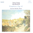 アルカン: スケッチ集 Op. 63/ローラン・マルタン(ピアノ)