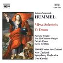 フンメル: 荘厳ミサ曲, テ・デウム/ウーヴェ・グロット(指揮)/タワー・ヴォイセズ・ニュージ-ランド/ニュージーランド交響楽団