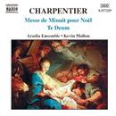 M.A. シャルパンティエ: 真夜中のミサ曲, テ・デウム/ケヴィン・マロン(指揮)/アラディア・アンサンブル