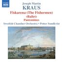 クラウス: バレエ音楽集/ペッテル・スンドクヴィスト(指揮)/スウェーデン室内管弦楽団