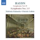 ハイドン: 交響曲第1 - 5番/パトリック・ガロワ(指揮)/シンフォニア・フィンランディア・ユバスキュラ