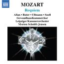 モーツァルト: レクイエム(ジュスマイヤー版)/モルテン・シュルト=イェンセン(指揮)/ゲヴァントハウス室内合唱団/ライプツィヒ室内管弦楽団