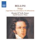ベルリーニ: 歌曲集/デニス・オニール(テノール)/イングリッド・サージェナー(ピアノ)
