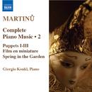マルティヌー: ピアノ作品全集 第2集/ジョルジオ・コウクル(ピアノ)