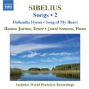 シベリウス: 歌曲集 第2集/ハンヌ・ユルム(テノール)/ヨウニ・ソメロ(ピアノ)