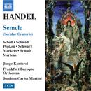 ヘンデル: オラトリオ「セメレ」 HWV 58/ヨアヒム・カルロス・マルティーニ(指揮)/フランクフルト・バロック管弦楽団/ユンゲ・カントライ