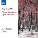 クーラウ: ピアノのためのソナチネ集 Op.55 & 88/イェネ・ヤンドー(ピアノ)