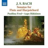 J.S. バッハ:フルート・ソナタ集 BWV 1030-1035