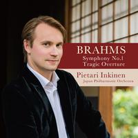 ブラームス: 交響曲第1番/悲劇的序曲