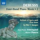 ドビュッシー: 4手のためのピアノ作品集 第2集/ジャン=ピエール・アルマンゴー(ピアノ)/オリヴィエ・ショーズ(ピアノ)